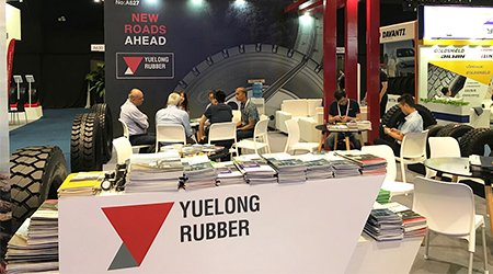 During 26th-28th June, Yuelong Tire Group attended the 10th Panama International Tyre show
